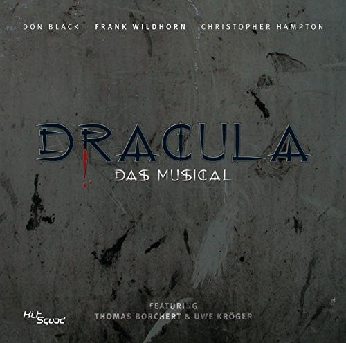 Dracula - Das Musical - Cast Album von ORIGINAL CAST GRAZ