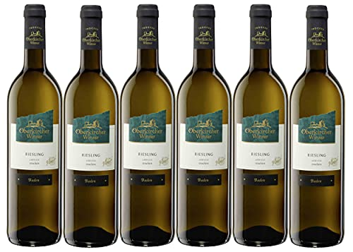Oberkirch Collection Oberkirch Riesling Spätlese trocken (6 x 0,75L) von Oberkircher Winzer