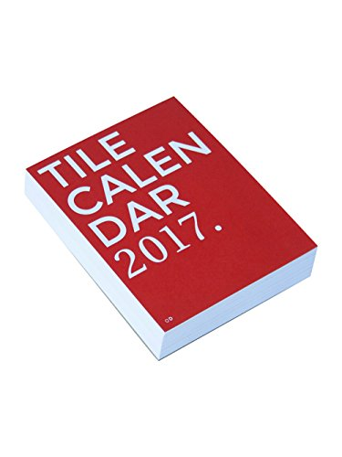 Octagon Design 2017 Tile Kalender von Octagon Design