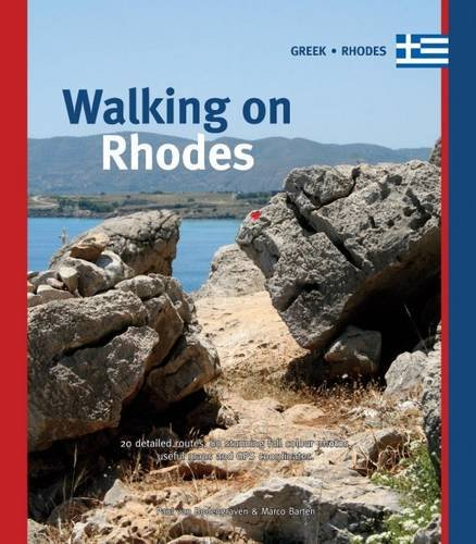 Walking on Rhodes von CartoDirect GmbH