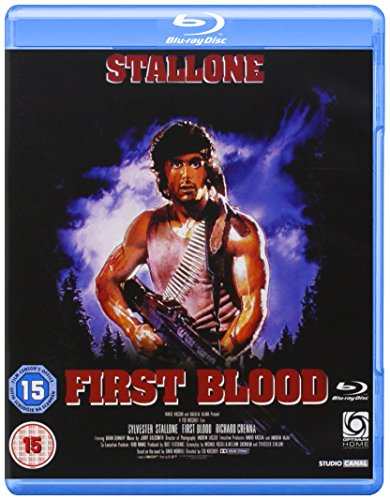 First Blood [Blu-ray] [UK Import] von Optimum Home Releasing