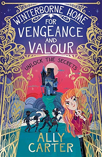 Winterborne Home for Vengeance and Valour von Orchard Books