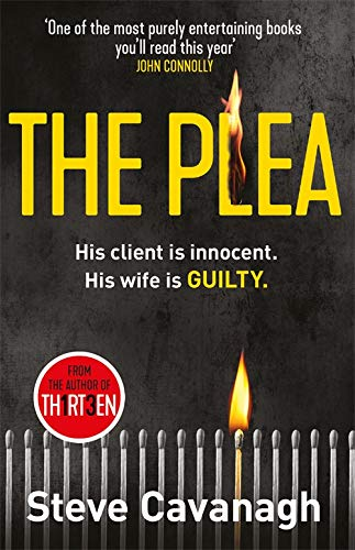 The Plea: His client is innocent. His wife is guilty. (Eddie Flynn) von Orion Publishing Group