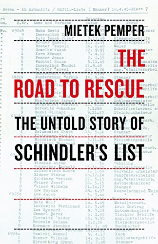The Road to Rescue: The Untold Story of Schindler's List von Other Press
