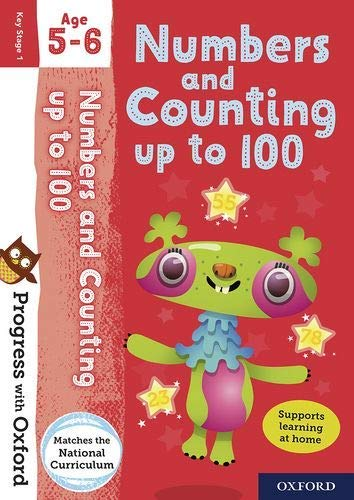 Progress with Oxford: Numbers and Counting up to 100 Age 5-6 von OUP Oxford