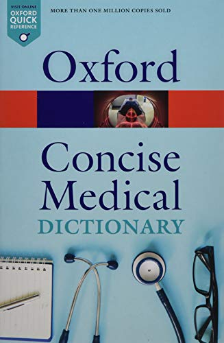 Concise Medical Dictionary (Oxford Quick Reference) von Oxford University Press