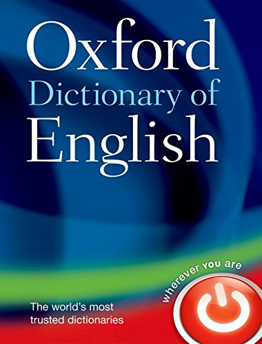 Oxford Dictionary of English von Oxford University Press