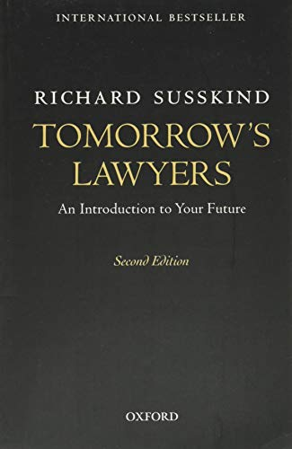 Tomorrow's Lawyers: An Introduction To Your Future von Oxford University Press