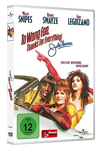 To Wong Foo, Thanks for Everything! Julie Newmar von PATRICK SWAYZE,WESLEY SNIPES,JOHN LEGUIZAMO