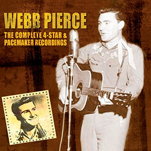 Complete 4star/Pacemaker Recordings von PIERCE,WEBB