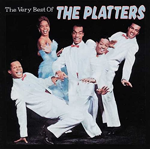 Best of the Platters,the Very von PLATTERS,THE