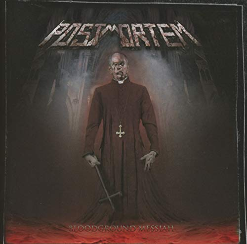 Bloodground Messiah von POSTMORTEM