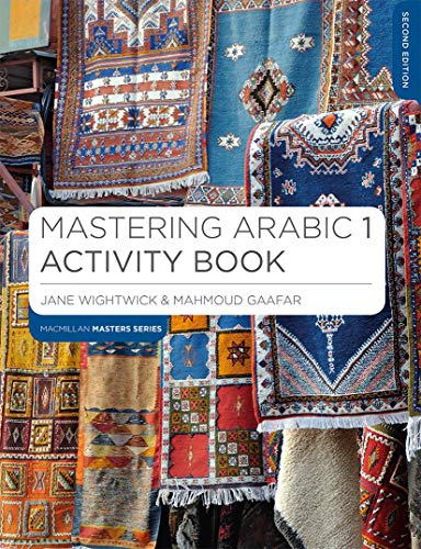 Mastering Arabic 1 Activity Book (Macmillan Master Series (Languages)) von Red Globe Press