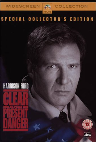 Clear and Present Danger (Special Collector's Edition) [UK Import] von Paramount Home Entertainment