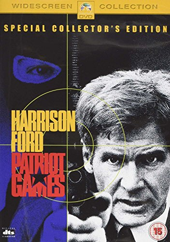 Patriot Games Special Edition [UK Import] von Paramount Home Entertainment