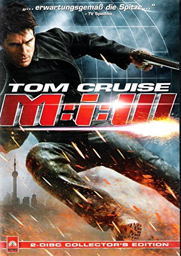 Mission Impossible III (Special Edition, 2 DVDs) von Paramount