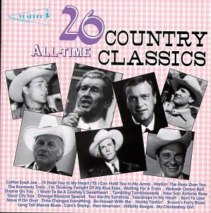26 All Time Country Classics von Pavilion
