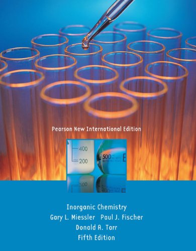 Inorganic Chemistry: Pearson New International Edition von Pearson Education Limited