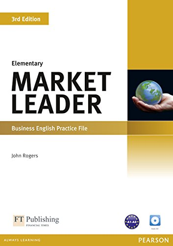Market Leader. Elementary Practice File (with Audio CD) von Pearson Elt; Pev