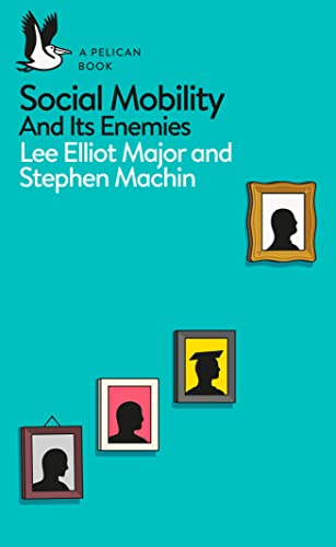 Social Mobility: And Its Enemies (Pelican Books) von Pelican