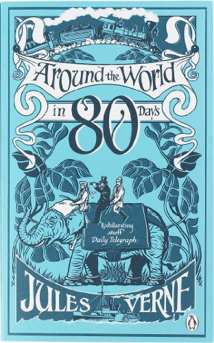 Around the World in Eighty Days (Red Classics) von Penguin Books Ltd
