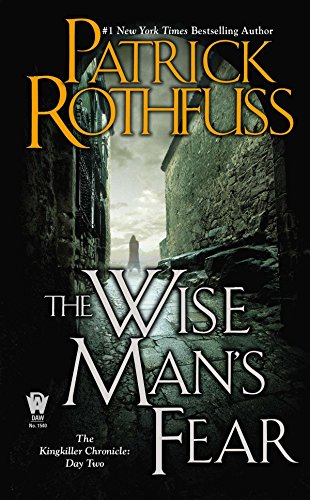The Wise Man's Fear (Kingkiller Chronicle, Band 2) von Penguin LCC US