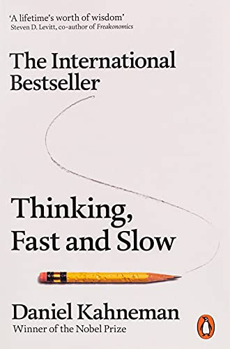 Thinking, Fast and Slow von Penguin Books Ltd (UK)