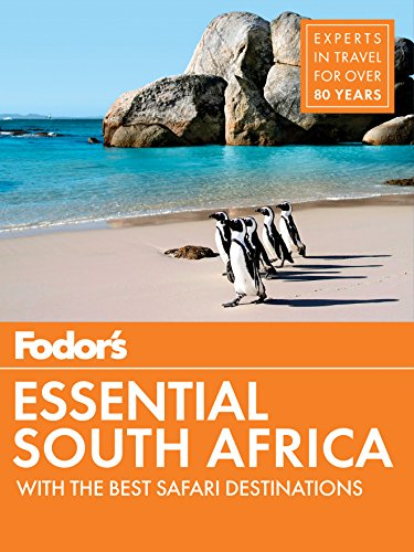 Fodor's Essential South Africa (Fodor's Travel Guide) von Random House USA Inc