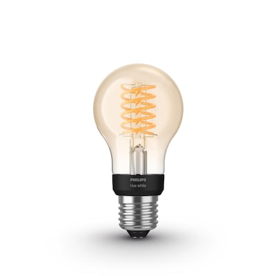Philips Hue White E27 Filament A60 LED Lampe 7 W Bluetooth von Philips