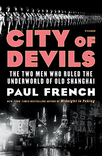 CITY OF DEVILS von PICADOR