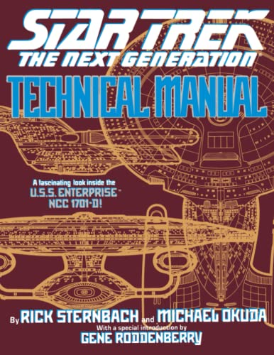 Star Trek: The Next Generation Technical Manual (Star Trek Next Generation (Unnumbered)) von Star Trek
