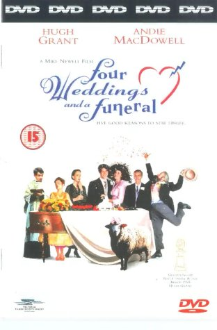 Four Weddings And A Funeral [UK Import] von Pre Play