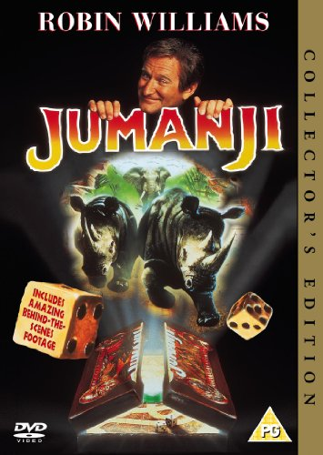 Jumanji - Collectors Edition [DVD] von Pre Play
