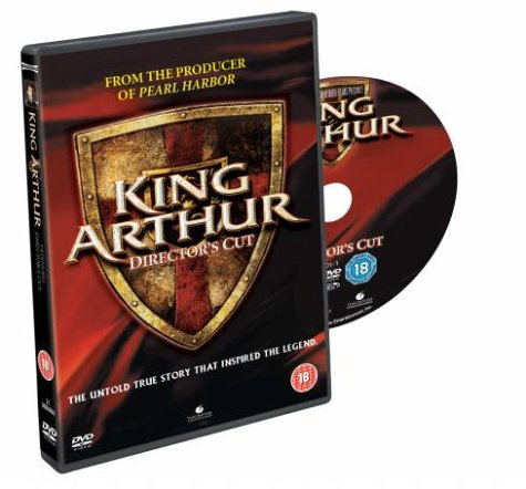 King Arthur (Director's Cut) [UK Import] von Pre Play