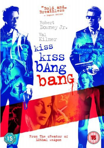 Kiss Kiss Bang Bang [UK Import] von Warner Home Video