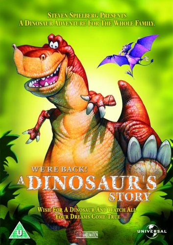 We're Back! - a Dinosaur's Story [UK Import] von Pre Play