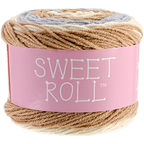 Premier Yarns 1047-17 Sweet Roll Garn, Cappuccino Pop von Premier Yarns