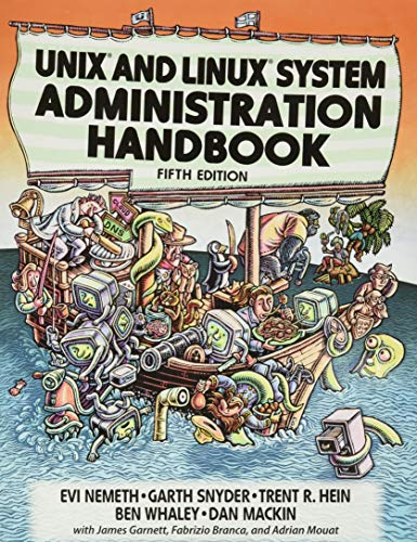 UNIX and Linux System Administration Handbook von Pearson Education (Us)