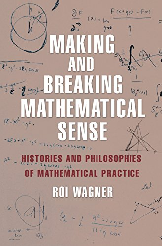 Making and Breaking Mathematical Sense: Histories and Philosophies of Mathematical Practice von Princeton University Press