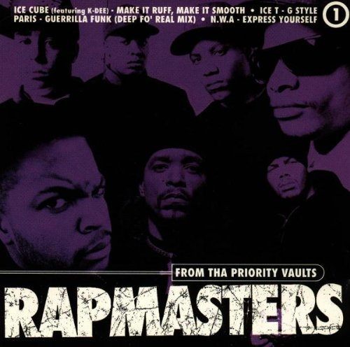 Rapmasters Vol.1 von Priority Records (EMI)