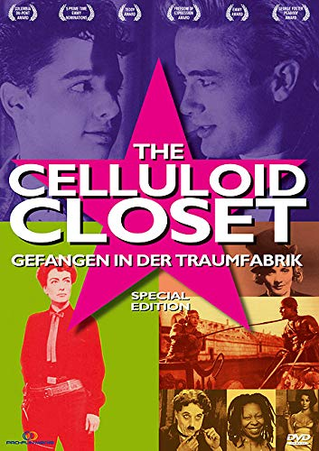THE CELLULOID CLOSET - Gefangen in der Traumfabrik (Deutsche Synchronfassung) [Special Edition] von Pro-Fun Media