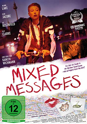 MIXED MESSAGES - Die komplette erste Staffel (engl./dt. OF) von PRO-FUN MEDIA