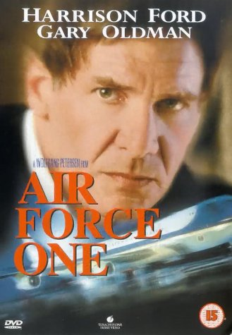 Air Force One [UK Import] [DVD]