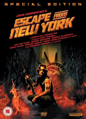 Escape from New York [Special Edition] von dvd