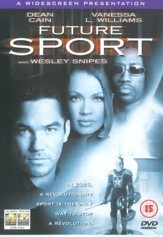 Future Sport DVD Action Science Fiction NEW