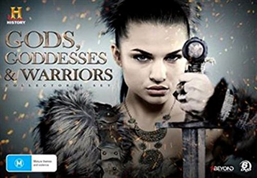 Gods, Goddesses & Warriors (Collector's Set) - 6-DVD Box Set ( Gods and Godesses / Last Stand of the 300 / Clash of the Gods / The Trojan War ) [ Australische Import ]