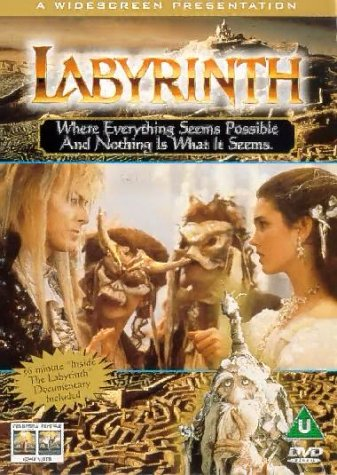Labyrinth [UK Import] von Labyrinth [DVD] [1986]