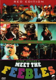 Meet the Feebles - Exclusive Buchbox