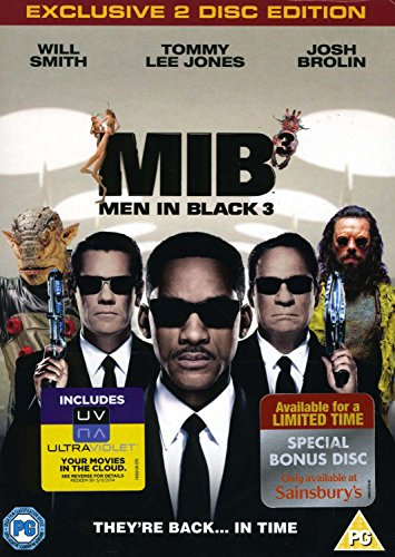 DVD - MEN IN BLACK 3 (1 DVD) von DVD