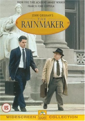 Rainmaker - Dvd The [1998] [DVD] (2001) Matt Damon; Danny DeVito; Claire Danes von The Rainmaker